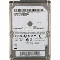 Hd Samsung 320 Gb Para Notebook / Disco Seagate 2,5 / Sata