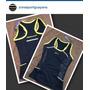 Blusas & Top Damas Marca Hambinger Ideal Para Gym / Fitness