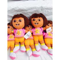 Dora Aventureira Pelúcia Kit Com 5