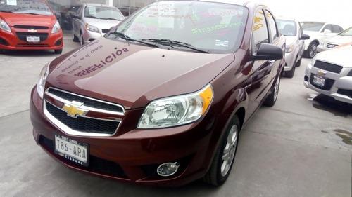 Chevrolet Aveo Ltz 2017 180000 En Mercado Libre
