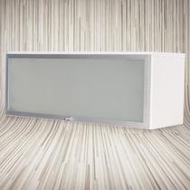 Alacena 60x31x30 ,puerta Rebatible Aluminio-cocina-baño-