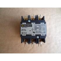 Contactor Square D 8910dpa13 115 Vac 1 Hp 3 Fases 230vac 5hp