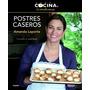 Postres Caseros; Amanda Laporte Envío Gratis