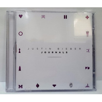 Justin Bieber - Cd Journals - Com Encarte!