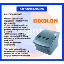 Impresora Fiscal Bixolon Srp-350