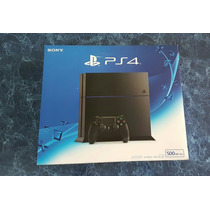 Sony Ps4 500gb Nueva Sellada