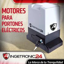 Motor Porton Electrico Krom 600kg Kit Completo