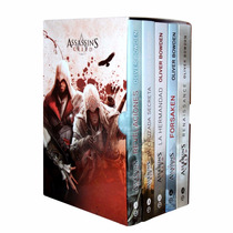Paquete Assassin´s Creed * Libros