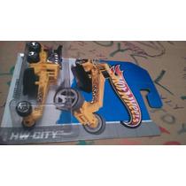 Hot Wheels Street Cleaver Máquina Pavimentadora Lyly Toys