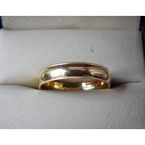 Argolla Matrimonio Boda, Aniversario 10 Kilates, Anillo Oro