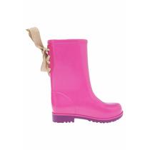 Galocha Bota Infantil Barbie Grendene 21390