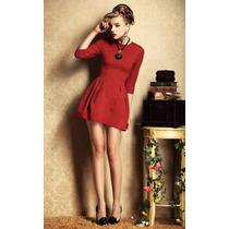 Vestido Falda 2016 Moda Varios Colores