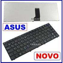 Teclado Para Notebook Asus K43 K43e K43u Pk130j01a25 Com Ç