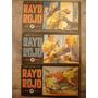 Rayo Rojo - Mini-comics Década De Los 50-60