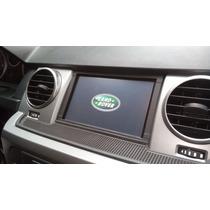 Central Multimídia Land Rover Discovery 3 Tv Dvd E Gps