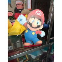 Centros De Mesa Mario Bros Mdf. Los Hacemos De Cualquier Per
