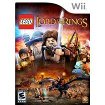 Wii Señor De Los Anillos Video Juego