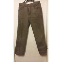 Pantalon Wrangler Montana Gris Talle 31