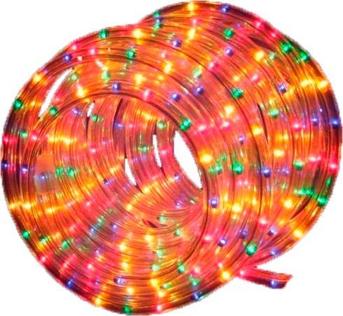 06cb3a7ada4 Manguera Luces Multicolor Tipo Led Exterior 10 Mts Navidad -   360 ...