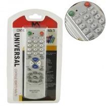 10un Controle Remoto Tv Universal Maxmidia Max-620/1834 Lote