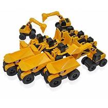 12 Cat Caterpillar Varios Minis Camiones Carga 3.5 Pulgadas