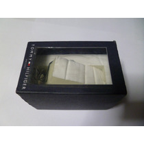 Caja Reloj Tommy Hilfiger Con Manuales