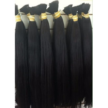 Aplique-cabelo Humano -natural-megahair-liso- 70cm - 150 Gr