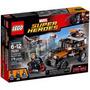 Lego Capitan América 76050 Civil War Crossbones Hazard Heist