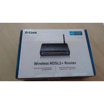 Modem Weirelles D-link Adsl2+router Dsl-2730b