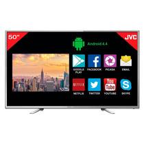 Tv Jvc Smart 50 Quad Core 8gb Full Hd 12 Pagos S/rec En Loi