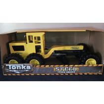 Tractor Tonka De Metal Resistente De Colección Nuevo