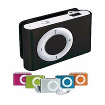 Reproductor De Música Mp3 Shuffle Clip Expandible Hasta 16gb
