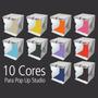 Kit Color Para Pop Up Studio Da Mutu - Com Frete Incluso!!