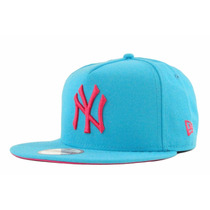 Boné New Era Ny - Strapback - New16055