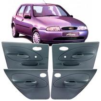Kit Forro Porta Fiesta 4 Portas 1996 97 98 99 00 2001 Manual