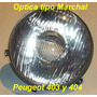 Optica Peugeot 404 Tipo Marchal