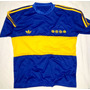 Camiseta Retro Boca Campeon 1981