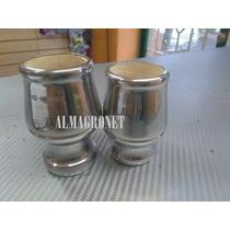 Lote 10 Mates Madera Aluminio Solo X Mayor Almagro