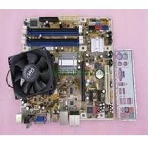 Tarjeta Madre 775 Marca Hp Ipibl-lb 100% Intel Combo Oferta