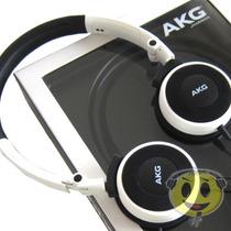 Fone De Ouvido Akg Y30 On Ear Microfone - Loja Kadu Som