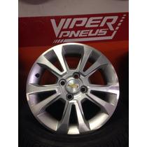Roda Aro 15 Prisma Original Gm -avulsa !! Viper Pneus