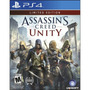 Ps4 Assassins Creed® Unity Limited Edition