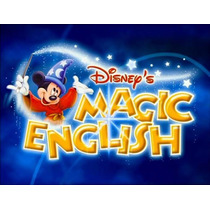 Magic English, La Magia De Aprender Ingles Jugando