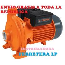 Bomba Centrífuga 2 Hp Electrica Para Agua * Envio Gratis *