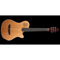 Guitarra Godin Grand Concert Sa Con Funda Original
