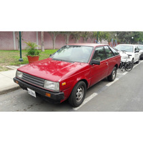 Nissan Sunny E15 1983