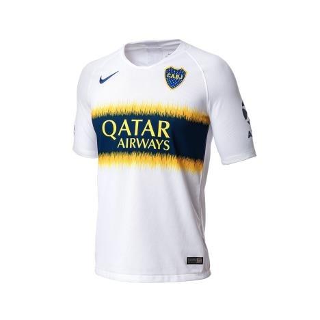 7d285fd25a06e Camiseta Boca Junior Nike Alternativa Temporada 2018 2019 -   4.000 ...