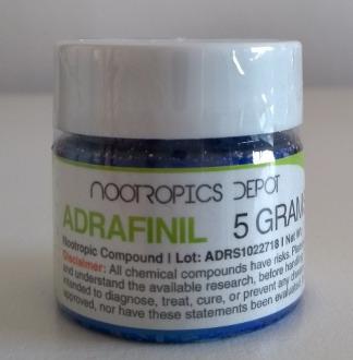 Adrafinil 5g Com Dosador Nootropics Depot Frete Gratis R 170