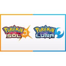 Pokemon Sol Y Luna Preventa + Regalo Especial