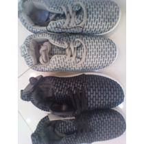 Zapatos Niños(a)modelo Yezzy Vans Slip On Sneaker